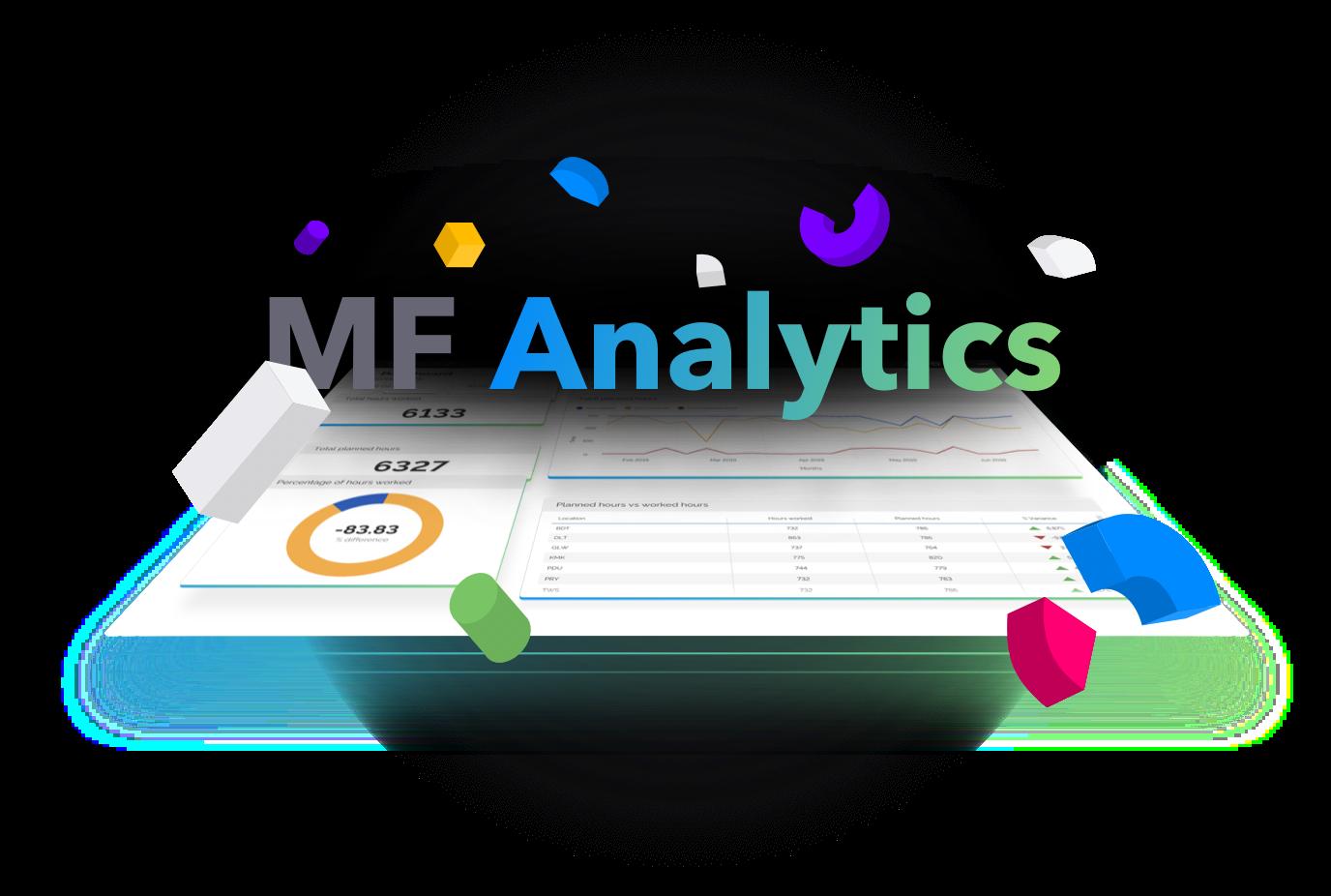 MF Analytics Dashboard